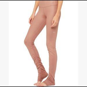 Alo Yoga Leggings Blush Idol